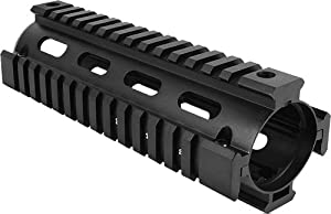 Ultimate Arms Gear Lightweight M4 AR-15 AR15 Rifle Carbine Machined 2 Piece Aluminum... by Ultimate Arms Gear