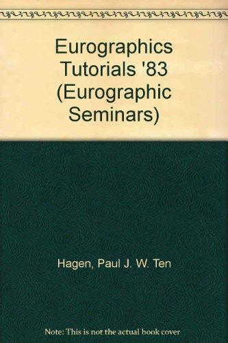Eurographics Tutorials '83