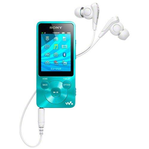 Sony Walkman S780 Series Nw-S784 L Blue 8Gb Mp3 Music Player Japan Model