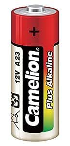 * Lot de 5 piles Alkaline A23 - 12V camelion *