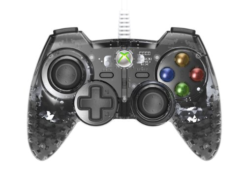 HORI Xbox 360 Gem Pad EX - Onyx Black (Earth Gems Led compare prices)