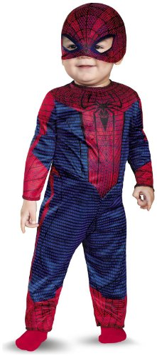 Disguise Inc - The Amazing Spider-Man Infant /Toddler Costume