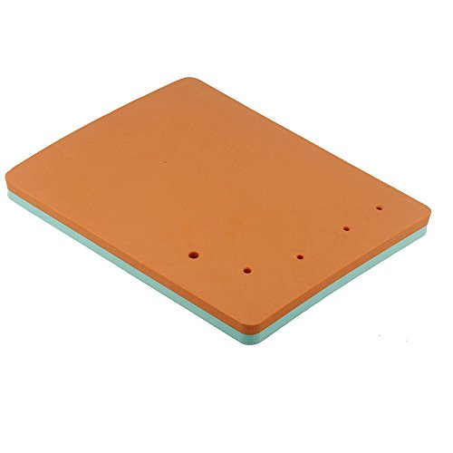 RavTech(TM) Foam Pad Mat Square Double-sided with 5 Holes for Decorating Fondant Cake Paste Petal DIY Tool Gadget Cooking Tools