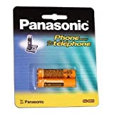 Panasonic Original Ni-MH Rechargeable Battery for the Panasonic KX-TG2511ET - KX-TG2512ET & KX-TG2513ET And Other DECT 6.0 Digital Cordless Phone Set