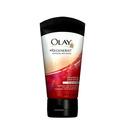 Olay Regenerist Detoxifying Pore Scrub, 6.5 Ounce (Pack of 2)