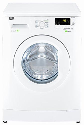 Beko WMB 61432 PTEU Waschmaschine Frontlader / A++B / 170 kWh/Jahr / 8800 Liters/Jahr / 1400 UpM / 6 kg / Multifunktionsdisplay / 15 Waschprogramme / Pet Hair Removal / weiß