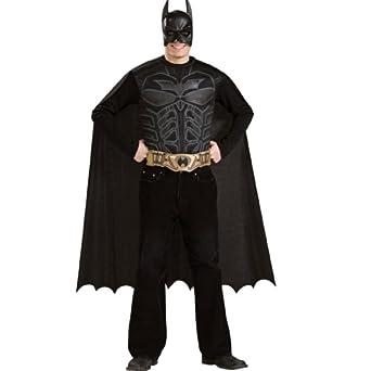 Batman Dark Knight - Batman Halloween Costume - Adult Standard One Size