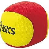 アシックス 雪合戦練習用雪玉10球セット GGS522 ネイビー/イエロー