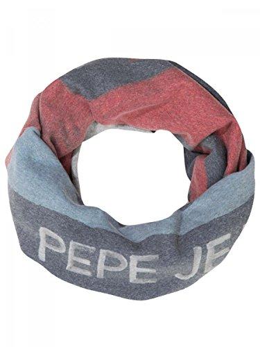 Pepe Jeans - Sciarpa - ragazzo blu taglia unica