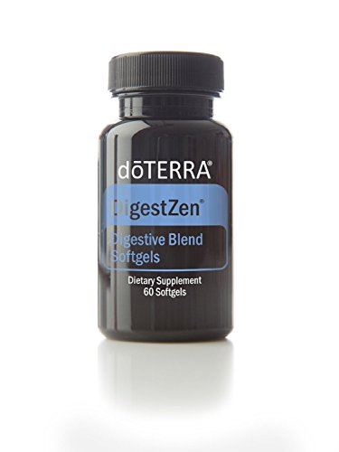 doTERRA DigestZen Essential Oil Digestive Blend 60 Softgels