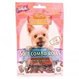 Hartz Tasty Rewards Soft Combo Rolls with Real Bacon and Cheese Flavor