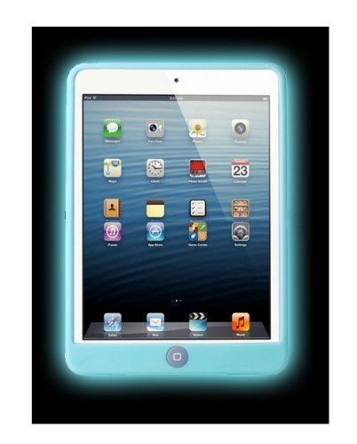 Ipad Case - Mini Glow In The Dark Protective Case (Blue)