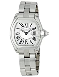 Cartier Women's W62016V3 Roadster Stainless Steel Watch