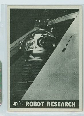 Robot From Lost In Space front-41306