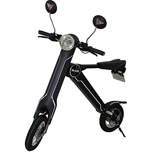 折りたたみ電動バイク「BLAZE SMART EV(ブレイズスマートEV)」Amazonで購入可能に
