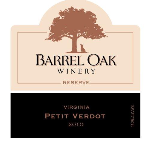 2010 Barrel Oak Winery Petit Verdot