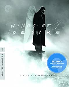 Wings Of Desire (Criterion) (Bilingual) [Blu-ray]