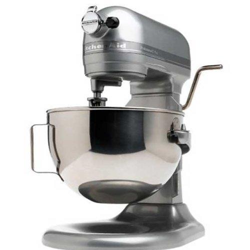 KitchenAid KV25GOXMC Professional 5 Plus 5-Quart Stand Mixer, Metallic Chrome (Classic Stand Mixer compare prices)