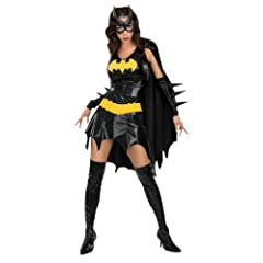 DC Comics Secret Wishes Sexy Deluxe Batgirl Adult Costume