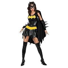 DC Comics Secret Wishes Sexy Deluxe Batgirl Adult Costume