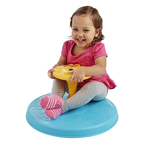 New Spin Toys : Playskool giraffalaff sit n spin new free shipping ebay