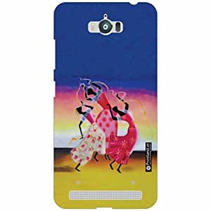 Asus Zenfone Max ZC550KL Back Cover - Silicon Awesome Designer Cases