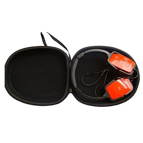 Portable Headset Headphone Earphone Case Box Pouch Bag For Sennheiser Hd218 228 238 Sony Mdr-Zx100