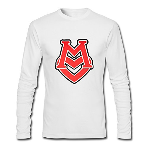 New Love Moschino long sleeve Tops T shirts - Top - Uomo White Large