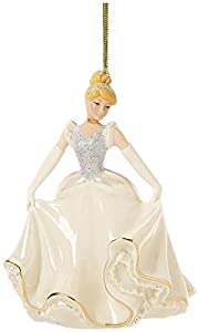 Lenox Cinderella Enchanted Evening Festive Ornament
