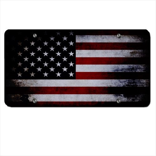 american-flag-texture-car-tag-license-plate-by-space-plate