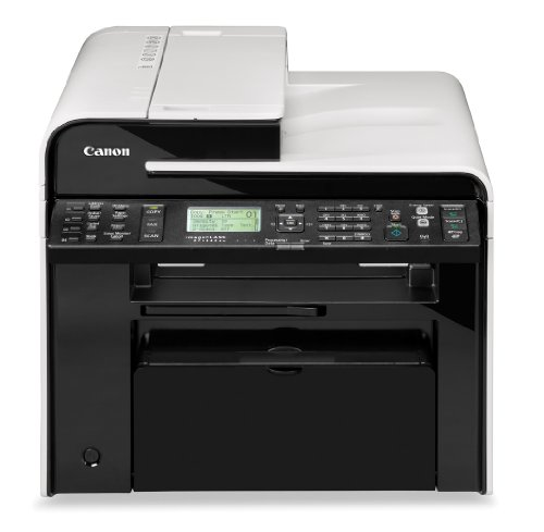 Read About Canon Laser imageCLASS MF4880dw Wireless Monochrome Printer with Scanner, Copier and Fax