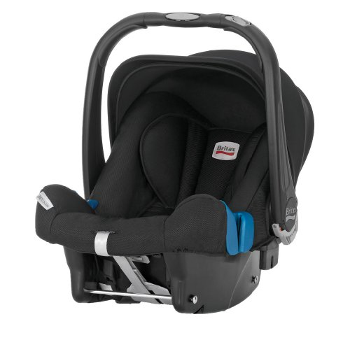 Britax Baby Safe Plus 2 Infant Carrier Group 0+ (Max/Black)