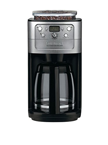 Cuisinart Fully Automatic Burr Grind & Brew 12-Cup