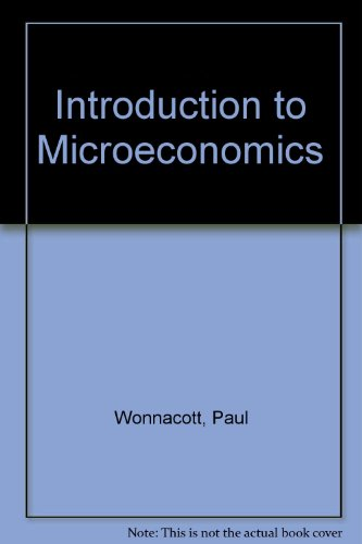 intro to microeconomics notes Here is the best resource for homework help with eco 182lec : intro to microeconomics at suny buffalo find eco 182lec study guides, notes, and practice.