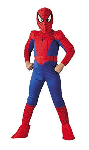 Morris Costumes SPIDERMAN CH DLX COMIC 7-8