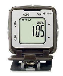 Sportline 343 Talking Calorie Counter Pedometer
