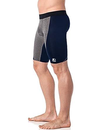 Starter Men's Compression Base Layer Underwear, Navy 2XL