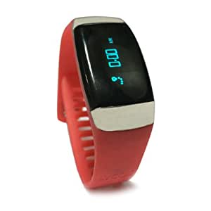 LYCOS Life LYCOS Life Advanced, Interactive Smart Band, Coral Red