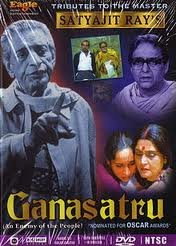 Ganasatru (An Enemy of the People) a Bengali Film By Satyajit Ray