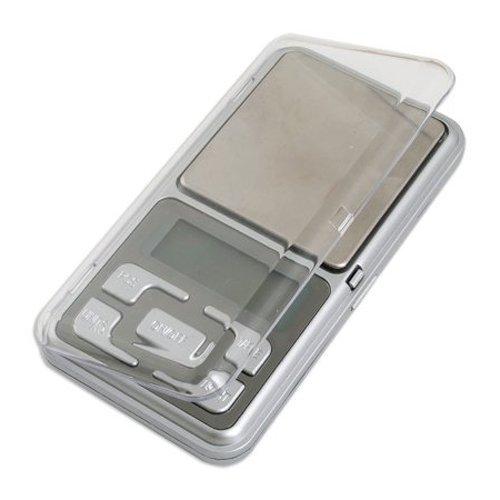 Balance Digital Pocket Mini Gold 0.1g - 500g LCD Électronique [version:x6.7] by DELIAWINTERFEL