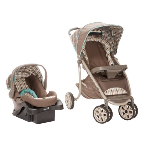 Safety 1st Sleekride Stroller System, Meadowlark