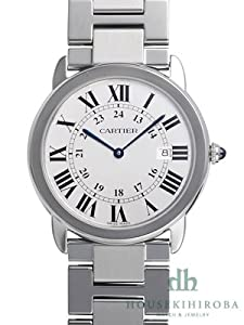 Women's Ronde Solo Pale Silver Opaline Dial Stainless Steel
