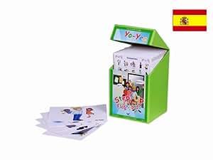 Teachers - Palabras e imagenes - Español para niños: Toys & Games