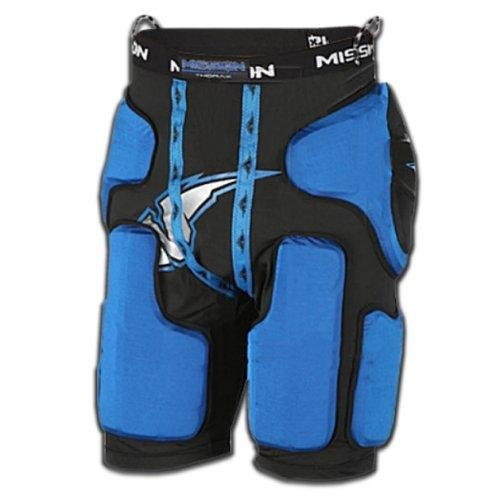 Mission Thorax Roller Hockey Girdle - Junior 2010 Large - Black