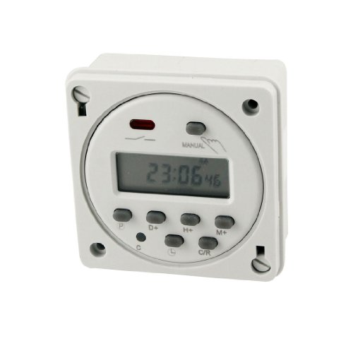 Amico Cn101A Led Digital Power Programmable Electronic Timer Switch Ac 220-240V 16A