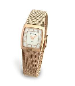 Skagen Women's 380XSRR1 Stainless Steel Watch