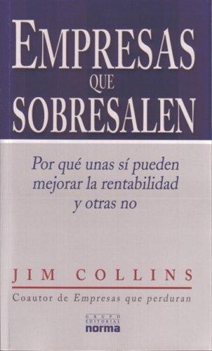 Empresas Que Sobresalen (Spanish Edition)