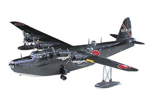 川西 H8K2 二式大型飛行艇 12型 (1/72スケールプラスチックモデル) NP 5