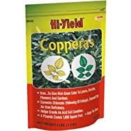 VPG Fertilome 32155 Hi-Yield Copperas Soil Conditioner-4LB COPPERAS