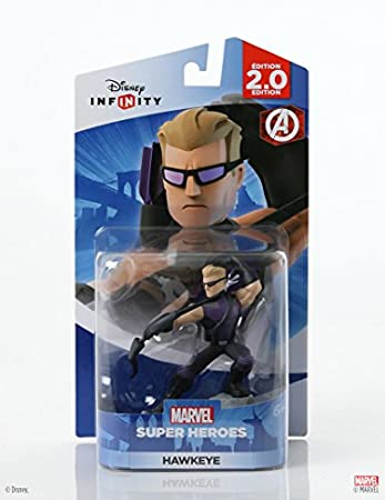 Disney INFINITY: Marvel Super Heroes (2.0 Edition) Hawkeye Figure